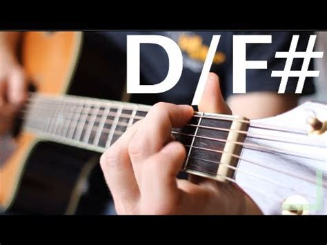 tutorial chord guitar youtube d f easy guitar chord tutorial youtube