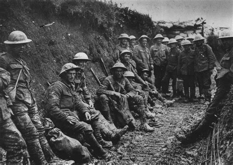 In The Trenches by World War I Trenches Found In Scottish Park