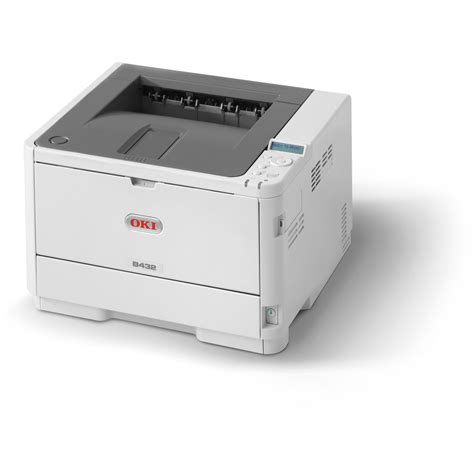 Printer Laser Oki oki b432dn a4 mono laser printer with 3 year warranty on registration