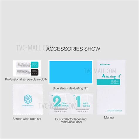 Nillkin Tempered Glass Amazing H Pro Sony Xperia Xz1 Compact nillkin amazing h pro tempered glass screen protector anti explosion for sony xperia xz1 tvc