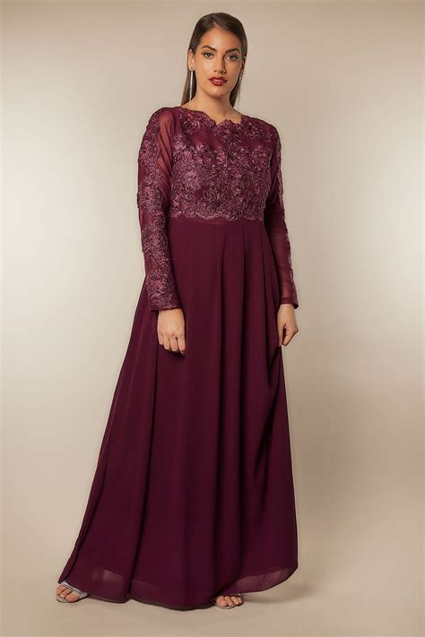 Add Target Gift Card To Account - ax paris curve burgundy floral embroidered maxi dress plus size 16 to 26