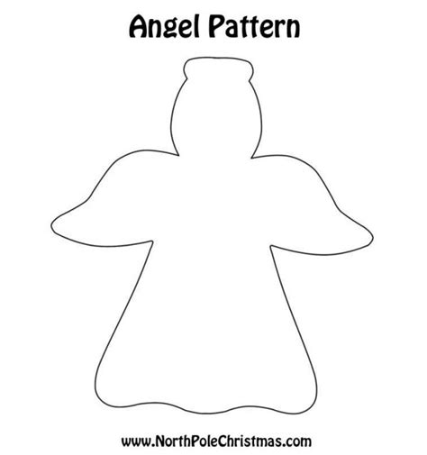 7 Best Images Of Angel Cutouts Printable Angel Tree Cut Out Template Free Printable Angel Tree Cutout Template