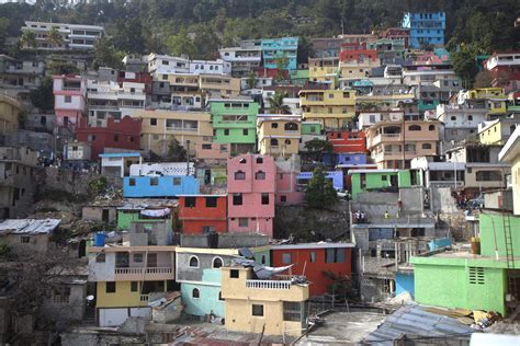 jalousie city painting the town bright beautifying haiti one step at a
