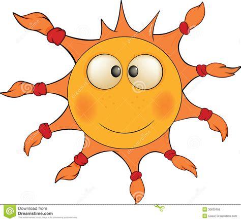 imagenes sol alegre el sol alegre dibujos animados fotos de archivo imagen