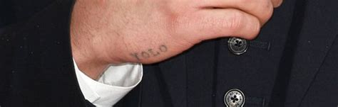 zac efron yolo tattoo removed more variety wales radio