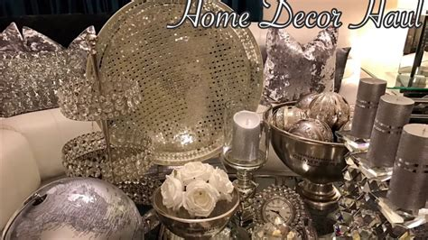 luxury home decor haul homegoods t j maxx pier 1 and