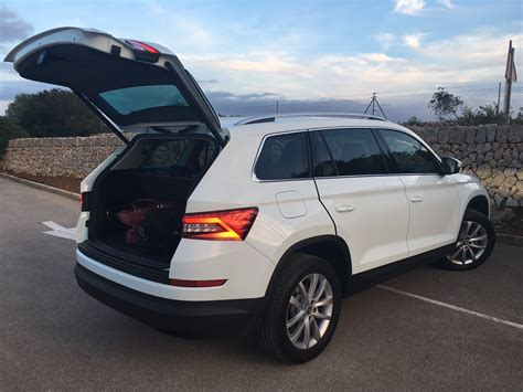 skoda family car why the skoda kodiaq is the best 7 seater car best