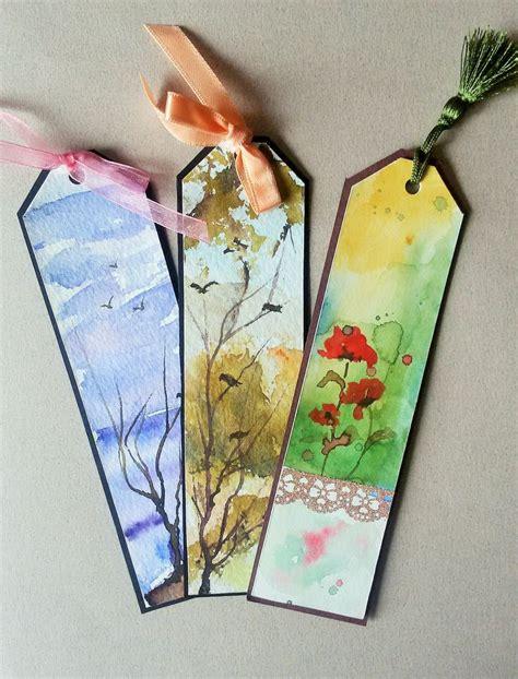 Handmade Bookmarks Ideas For - best 25 handmade bookmarks ideas on diy
