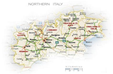 map of northern italy northern italy travel reviews by who visit italy