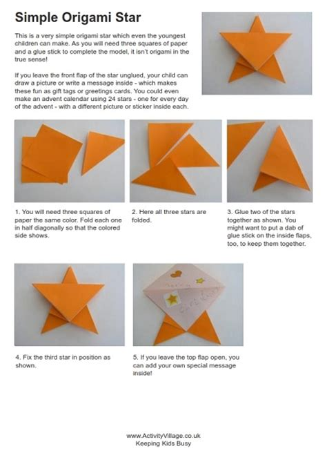 How To Make A Easy Paper - 11 best photos of paper directions origami