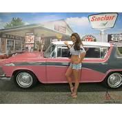 1956 HUDSON RAMBLER NASH AMC CHEVY 55 57 RARE CLASSIC For Sale