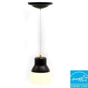 Battery Pendant Light It S Exciting Lighting Rubbed Bronze Battery Operated 24 Led Ceiling Mount Pendant With