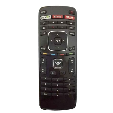 visio smart tv remote new vizio xrt112 led smart apps tv remote