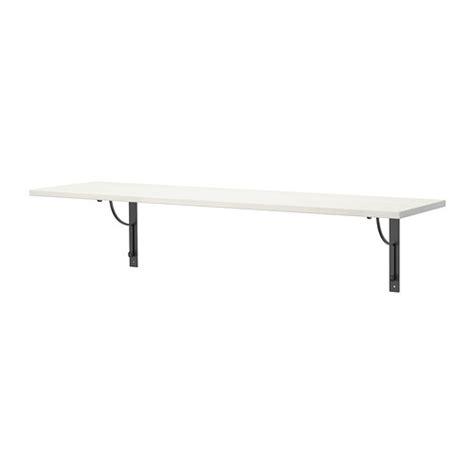 Ikea Ekby Hemnes Ekby Rak Dnding 119x28 Cm T1310 7 floating shelves wall shelves ikea