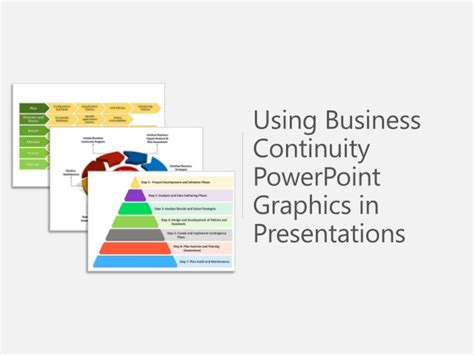 use powerpoint template using business continuity planning template powerpoint