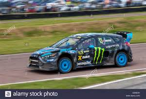 Ford Focus Racing World Rallycross Racing Ford Focus Rs Rx Driven By