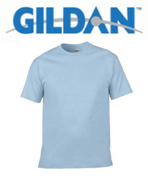 Kaos Blur 03 Gildan Tshirt kaos import gildan seven apparel