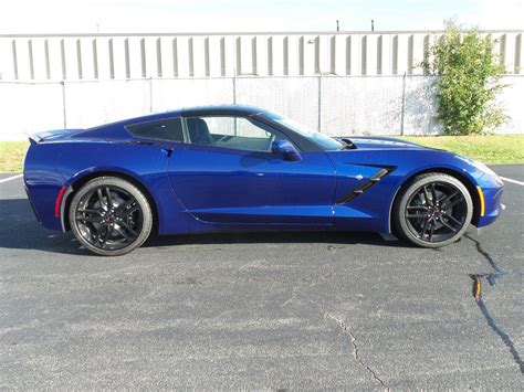 2017 Corvette Hp by New 2017 Chevrolet Corvette 3lt Z51 Package 8 Speed