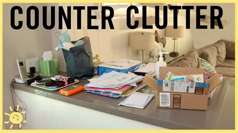 organizing clutter five tips for organizing counter clutter boing boing