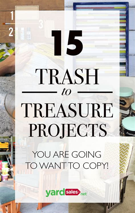 diy trash to treasure projects 15 trash to treasure projects you re going to want to copy