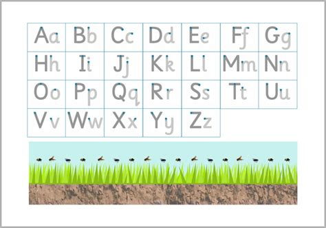 capital letter formation letter formation free early years primary teaching