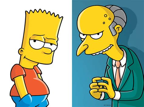 K Simpsons by Bart Faces Mr Burns In Court But This Is Real