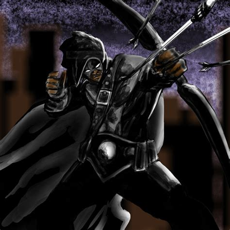 Black On by The Black Bowman By Goldenmurals On Deviantart
