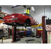 Two Post Car Lifts  Increase Storage &amp Perform Maintenance