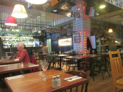 interior picture of home restaurant belfast tripadvisor