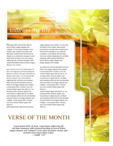 fall newsletter templates fall church newsletter template newsletter templates