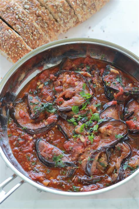 sauce tomate cuisin馥 aubergines sauce tomate cuisine culinaire