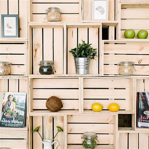 cassette di legno dove trovarle riciclare una cassetta della frutta in 5 semplici mosse