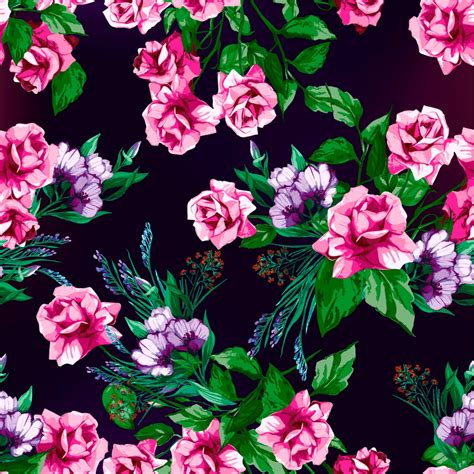 rose pattern background rose floral pattern roses prints textures background
