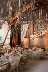 Country Chic Decorations - country chic indoor wedding decor the white sparrow barn