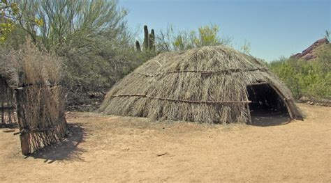 Rancher House by Sonoran Desert Natives
