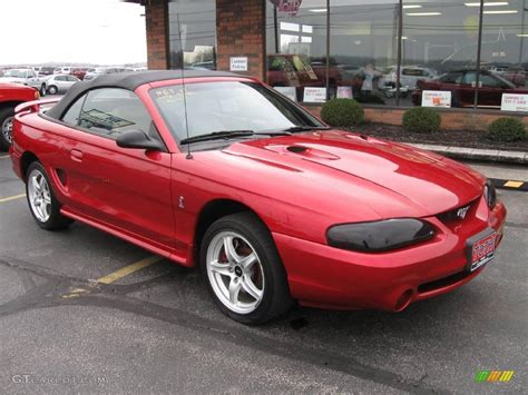 Cobra Auto Gardena by 1998 Ford Mustang Colors