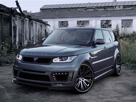 suv range rover aspire design styling for range rover suv extravaganzi