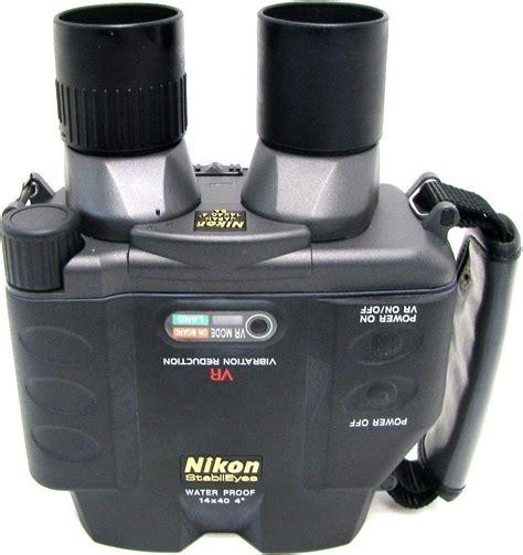 Nikon Stabilizer by Nikon Stabileyes 14x40 Vr Image Stabilizer Water Proof Binoculars