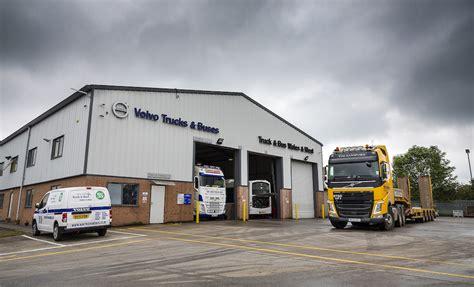truck bus wales west opens   volvo trucks dealerpoint  bridgwater somerset