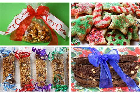 homemade food gifts for christmas diy treats jenny can cook