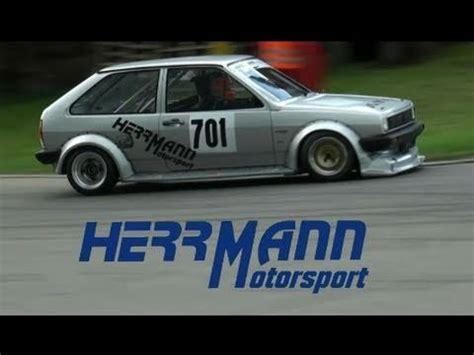 Vw Polo Mit Motorradmotor by Bergrennen Vw Polo 86c Powered By Herrmann Motorsport