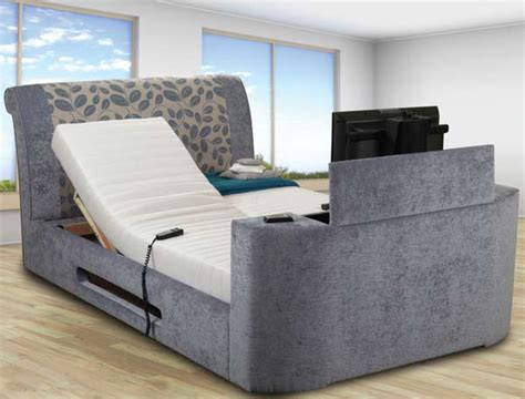 Tv Bed Frame Only The Product Sweet Dreams Peacock Adjustable Tv Bed Frame Is No Longer Available