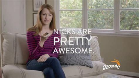 amazon prime commercial actress little man gazelle com tv commercial nicks are pretty awesome