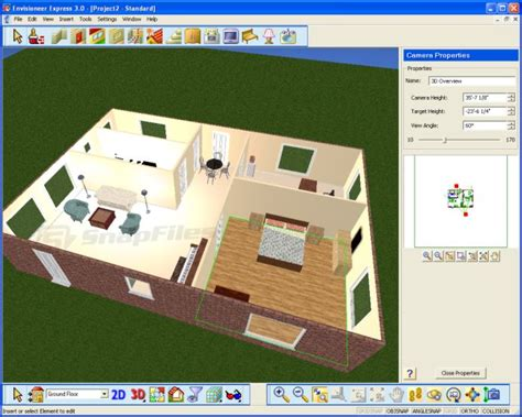 envisioneer express 3d home design software envisioneer express screenshot and download at snapfiles com