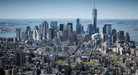 manhattan skyline us census releases its 2014 city population estimates for
