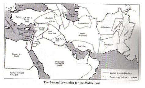 middle east map redrawn creating an quot arc of crisis quot the destabilization of the