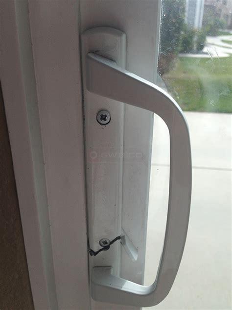 Patio Glass Door Replacement Handle by Sliding Glass Door Handle Swisco