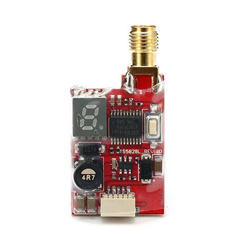 Ts5828l 58g 600mw 40ch Mini Fpv Transmitter W Digital Display Vtx eachine ts5828l micro 5 8g 600mw 40ch mini fpv transmitter with digital display boscam sale