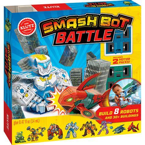 klutz smash bot battle klutz