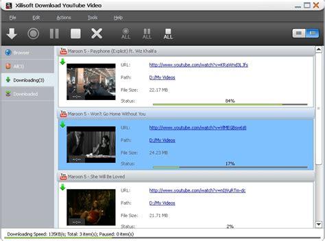 download youtube xilisoft xilisoft download youtube video